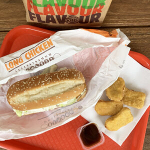 Vegan Taste Test #11: Plant-based Long Chicken en Chicken Nuggets bij Burger King