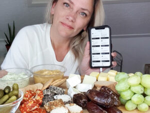Vegan kaasplank - YouTube video met tastetest en Instagram Q&A
