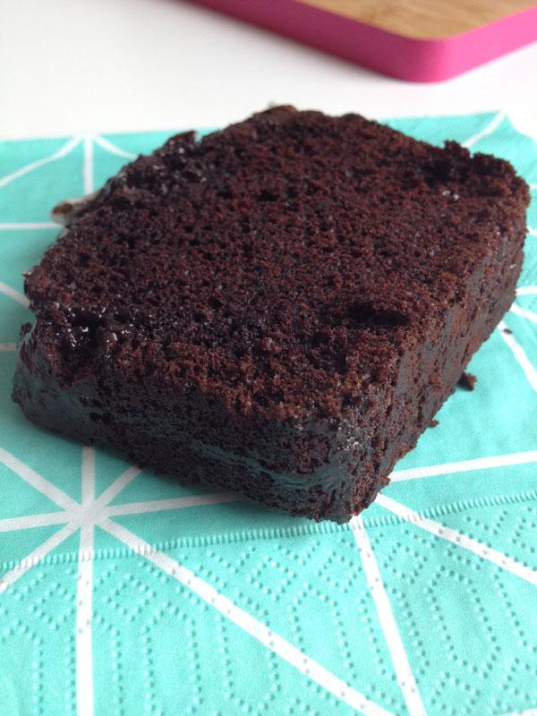 Vegan kokos chocolade cake