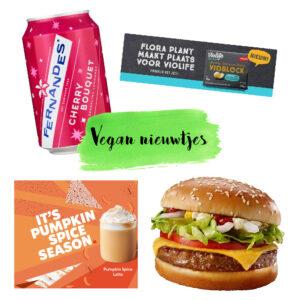 Vegan is the future: alle nieuwtjes op een rij #8
