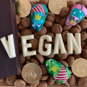 Shoplog #11: vegan Sinterklaas lekkernijen uit de winkel