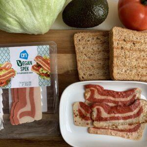 Vegan Taste Test #2: Albert Heijn vegan plakjes spek