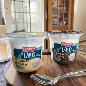 Vegan Taste Test #14: Ehrmann Veo vegan roomtoetjes