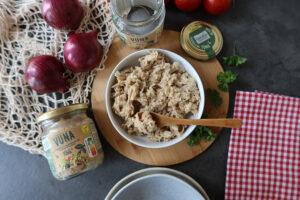 Vegan Taste Test #18: Garden Gourmet VUNA plantaardige tonijn