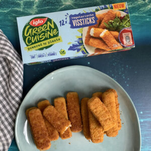 Vegan Taste Test 19: Iglo vegetarische vissticks (vegan!)