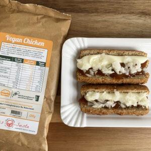 Vegan Taste Test #7: Miss Susta vegan mixen (ik maakte er o.a. vegan frikandellen mee!)