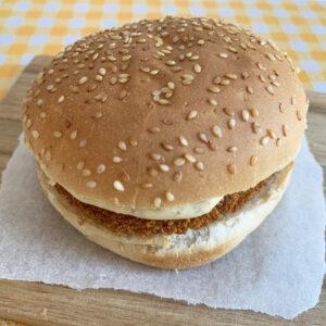 Vegan Taste Test #6: Vivera plantaardige kroketburger