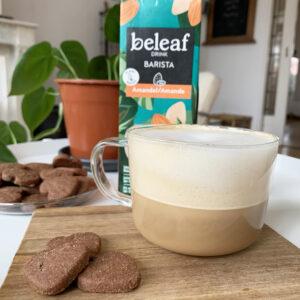 Vegan Taste Test #8: Beleaf barista amandeldrink