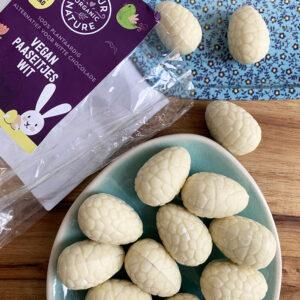 Vegan paaslekkernijen uit de winkel: een overzicht