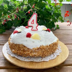 Vier jaar vegan: 10 dingen daarover