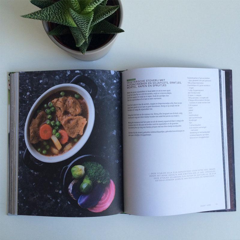 Review: Veggie Vlees van Jorun Verheyden + winactie!