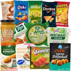 Vegan partyfood: de lekkerste hapjes uit de winkel