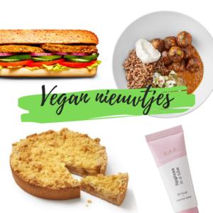 Vegan is the future: alle nieuwtjes op een rij #1