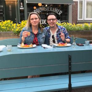 Een relatie tussen vleeseter en veganist: hoe dat bij ons gaat